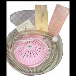 General electric vintage 1963 pink hair dryer